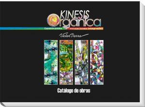 portada catálogo kinesis organica